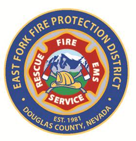 East Fork Fire Protection District Logo